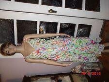 Women's Multi-Colored Asymmetrical Hem Summer/Beach Dresses