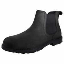 Boots with Upper Leather Slip - On Casual Shoes for Men