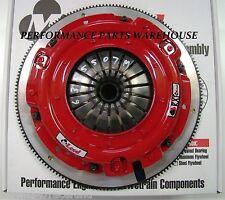 McLEOD RST TWIN DISC CLUTCH 97-15 GM LS 6-SPEED w/ STEEL FLYWHEEL