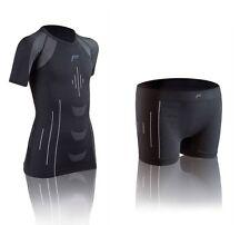 Pro Feet Megalight 140 Kinder Funktionsunterwäsche Hemd Unterhose atmungsaktiv