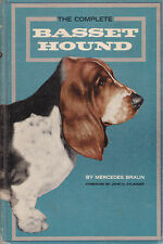 BASSET HOUND Mercedes Braun **GOOD OLD COPY** 1967