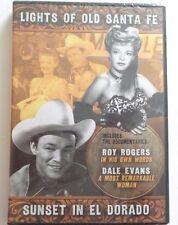Lights of Old Santa Fe / Sunset in El Dorado (DVD) Usually ships in 12 hours!!!