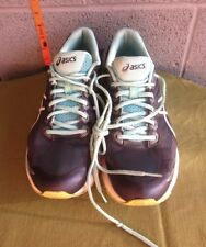 ASICS women's Performance Running Shoes blue GT-1000 5 jogging size 11