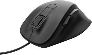 MOUSE, MC-500 6-BUTTON WIRED OPTICAL, COMPUTER CONNECTOR USB, MOUSE COL FOR HAMA
