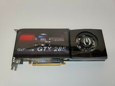 EVGA NVIDIA GeForce GTX 285 01G-P3-1180-S3 1GB PCI Express w/ 2 DVI 1 S-Video