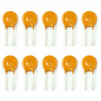 10Pcs PTC Resettable Fuses Thermistor Polymer Self-Recovery Fuses 72V/1.1A GB