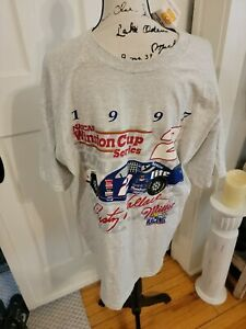 Chase Authentics Miller Racing T Shirt Vintage 90s Rusty Wallace Made In USA XL