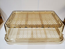 High Profile Cage Top for Std Small Lab Rodent high-temp Polycarbonate top only!