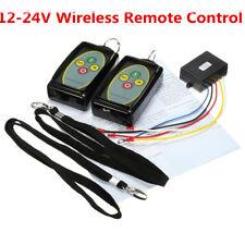 12V/24V Interrupteur Télécommande Sans Fil Treuil Pour Camion Jeep SUV ATV Warn
