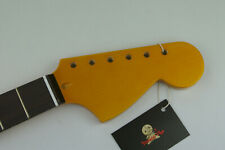 Voodoo Vibe Stratocaster Strat NECK Vint Tint Maple & Roseacer w/Skunkstripe 0bg