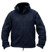 Tactical Mens Fleece Jackets Military Outdoor Outwear Police Combat Coats Jacket