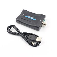 XT-XINTE BNC to HDMI Video Adapter Converter 1080P/720P Lossless Conversion