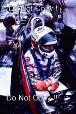 Elio de Angelis JPS Lotus 87 Gran Premio de Mónaco 1981 fotografía
