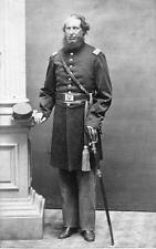 Photo. ca 1864.  Civil War - Soldier - GW Towle