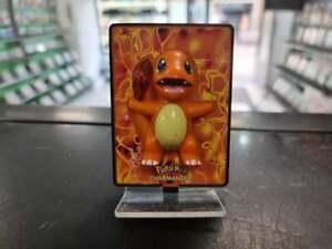 Vintage Pokemon Burger King 2000 Figures - Power Card Toys - Charmander