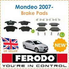 For Ford Mondeo 1.6 1.8 2.0 2.2 2007-  FERODO Front & Rear Brake Pads Sets New