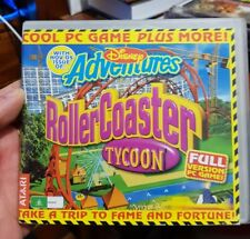 Roller Coaster Tycoon - PC GAME - FREE POST