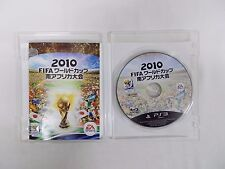 PlayStation3 -- 2010 FIFA World CUP: SOUTH AFRICA -- PS3. JAPAN GAME. 55852