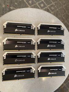 CORSAIR DOMINATOR PLATINUM 128GB 8x16GB DDR4-2666 CMD128GX4M8A2666C15 ver5.39