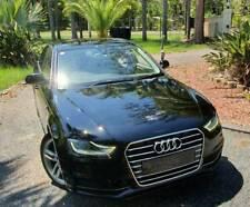 GCGB 2015 Black Audi A4 S Line Auto MY15 Car Automobile Upmarket Vehicle luxury