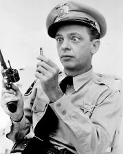 1960s 'Andy Griffith Show' DON KNOTTS Barney Fife Glossy 8x10 Photo Actor Print