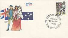 First Day of Issue Historical Events Used Australian Stamps