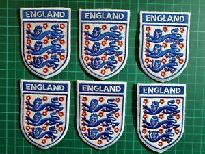 England national football team logo badge Iron On Sew On Embroidered Patch