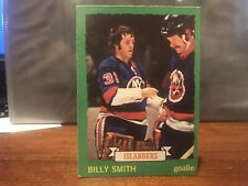 1973,74 Topps #162 BILLY SMITH Rookie New York Islanders EXCELLENT Confition