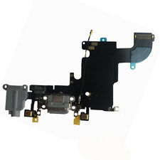 "GREY Charging Block Port Dock Assembly Flex Cable For iPhone 6S 4.7"" A1633 A1688"
