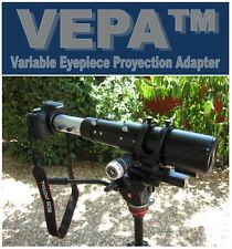 VEPA Variable Eyepiece Projection Adapter for microscope and telescope alike!!