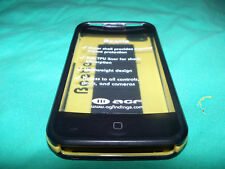 New AGF OEM Yellow/Black Beetle Case For iPhone 4 4G
