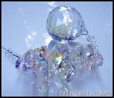 m/w 40mm Swarovski Finest AB Ball Octagon Strand Sun Catcher Lilli Heart Designs