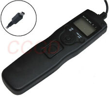 Timer Intervalometer Remote Shutter For Olympus E-400 E-410 E-510 E-620 Camera
