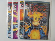 4x Ghost Rider / Marvel Knights Panini Comics Zustand 1