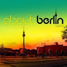 About: Berlin Vol: 14 (Seeb, neev, Akon, Broiler, lunascope,...) 2 CD NEU +
