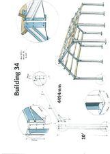 Steel portal/agricultural building