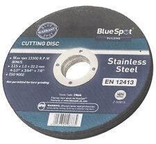 Blue Spot Stainless Steel Cutting Disc 115mm