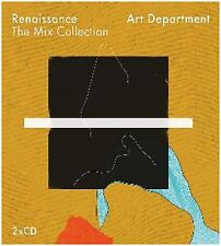 The Art Department - Renaissance the Mix Collection - New CD