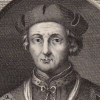 Portrait XVIIIe Jacques de Trivulce Lieutenant Général Bataille Novare D'Agnadel