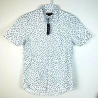 Zanerobe Short Sleeve Shirt Size Men's Large BNWT