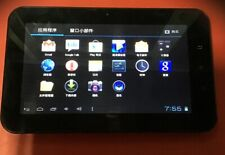 7 Inch Android Tablet Chinese Language Cheap Fully Working