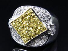 Modeschmuck-Ringe aus Edelstahl mit Stern-Schliffform