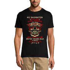 ULTRABASIC Homme T-shirt Je la défendrai et la protégerai toute ma vie