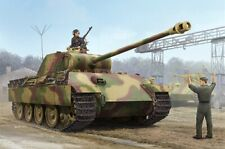 Trumpeter 1/16th scale German Panther Ausf.G. plastic model kit..