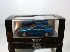 NEO SCALE MODELS 44509 HONDA PRELUDE MK IV BLUE METALLIC 1:43- EXCELLENT IN BOX