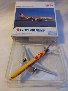 Herpa Boeing 757-200 Arizona 1/500 Diecast Model Plane MIB RARE