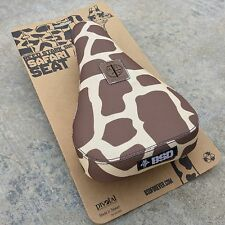 BSD SAFARI PIVOTAL SEAT REED STARK SIGNATURE BMX BIKE SEATS FIT CULT PRIMO