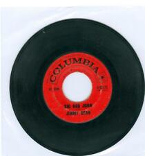Jimmy Dean BIG BAD JOHN / I WON'T GO HUNTING WITH YOU JAKE Columbia 42175 45rpm