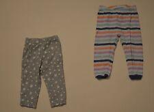 2 Baby Mächen Hosen von Carters USA in der Größe 9 und 12 Monate