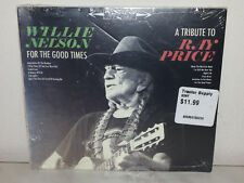 CD WILLIE NELSON - FOR THE GOOD TIMES - TRIBUTE TO RAY PRICE- DIGISLEEVE